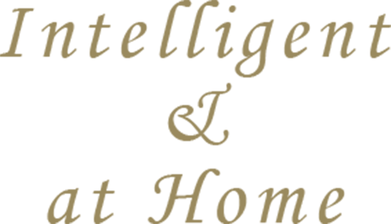 Intelligent & at Home